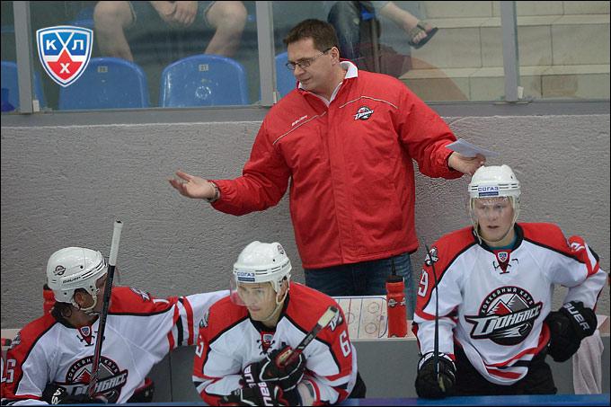 Андрей Назаров остался недоволен игрой своей команды