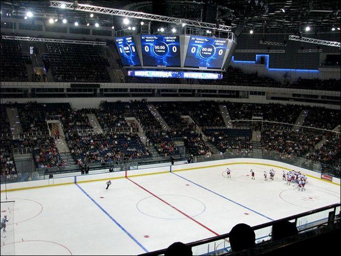 """Арена """"Минск"""": помогут ли аншлаги """"Динамо"""" выйти в плей-офф?"""