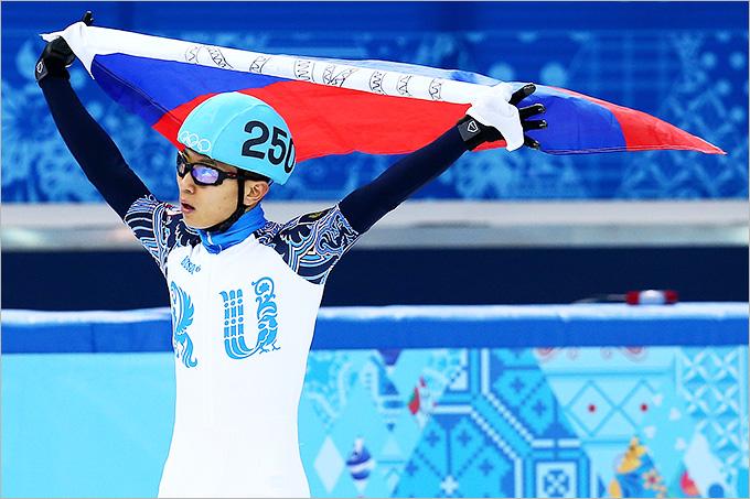 Виктор Ан — бронзовый призёр Олимпиады