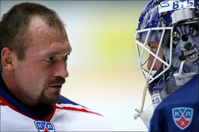 Максим Соколов и Алексей Волков