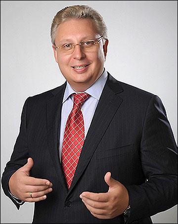"""Заместитель генерального директора """"Торпедо"""" Владислав Трухин"""