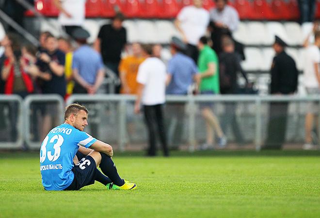 «Крылья Советов» и «Томь» провалили первые переходные матчи