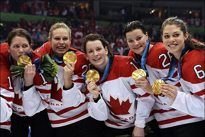 Это — женский хоккей