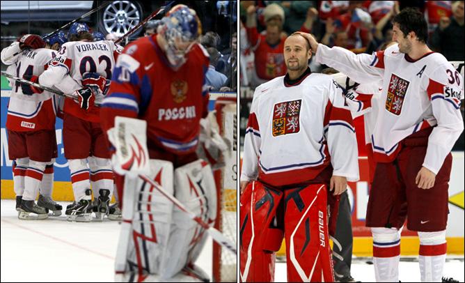 23.05.2010. ЧМ-2010. Финал. Россия - Чехия. Фото 05.