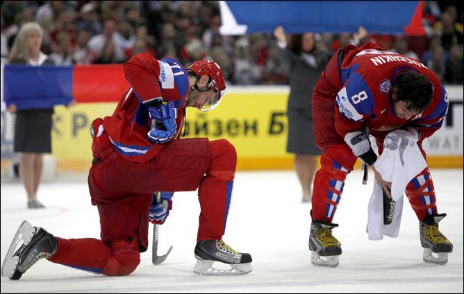 23.05.2010. ЧМ-2010. Финал. Россия - Чехия. Фото 07.