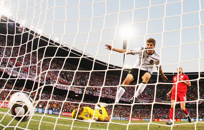 Германия – Англия – 4:1