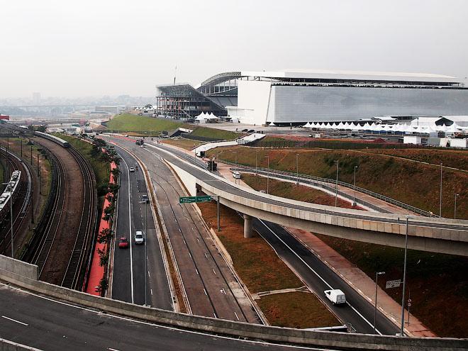 Город Сан-Паулу — монстр, окутавший сетью вылетных и радиальных магистралей многие десятки, если не сотни квадратных километров