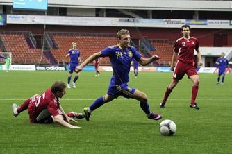 Иванко в Санкт-Петербурге забил четыре гола