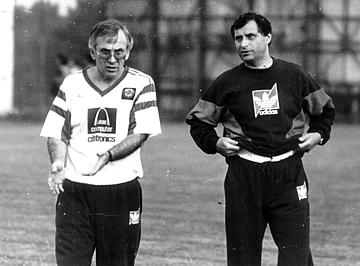 Гаджи Гаджиев и Анатолий Бышовец