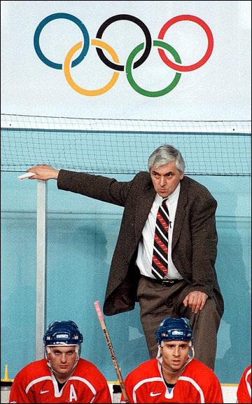Иван Глинка на Олимпиаде-1998 в Нагано