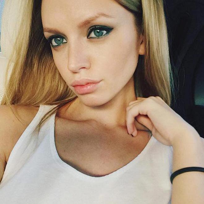 Фото красивые девушки миловидные блондинки смотреть онлайн фотоография