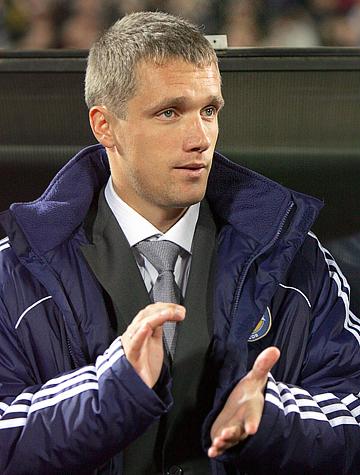 """Наставнику """"Кубани"""" Виктору Гончаренко был всего 31 год, когда он стал самым молодым тренером, который вывел команду в групповой турнир ЛЧ"""
