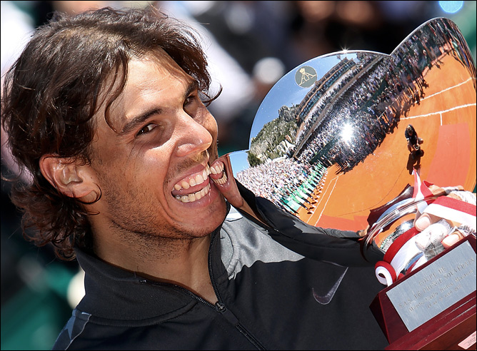 Рафаэль остаётся непобедимым в Монако на протяжении восьми лет