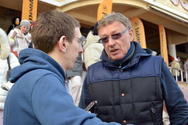 Герман Тильке — частый гость в России