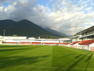 Стадион в Габале