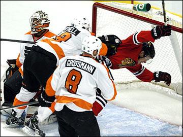 У НХЛ сейчас никакой критической ситуации нет