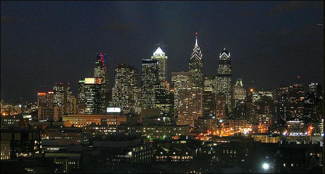 Как дела? Филадельфия. Фото 01.