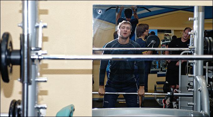 """Первые тренировки ХК """"Атлант"""""""