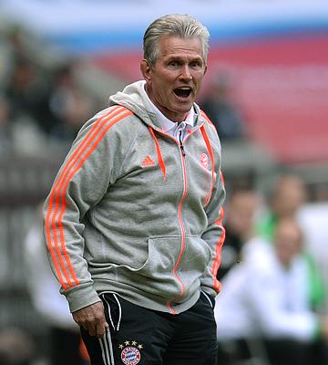 """Наставник """"Баварии"""" Юпп Хайнкес может стать четвёртым в истории тренером, которому удалось завоевать главный трофей Лиги чемпионов с разными командами"""