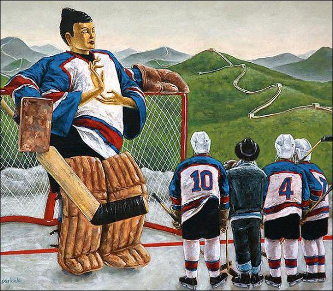 Монгольский хоккей канадскими глазами