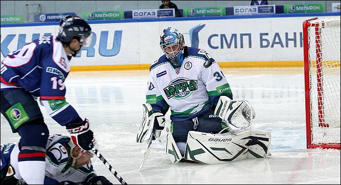 Михаил Бирюков — главная звезда дня
