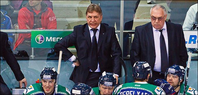 """Главному тренеру """"Югры"""" Сергею Шепелеву не позавидуешь"""