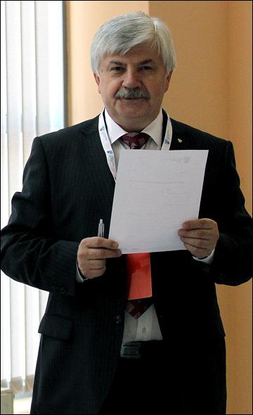 Геннадий Величкин: Было несколько вариантов, остановись на Крисе Ли