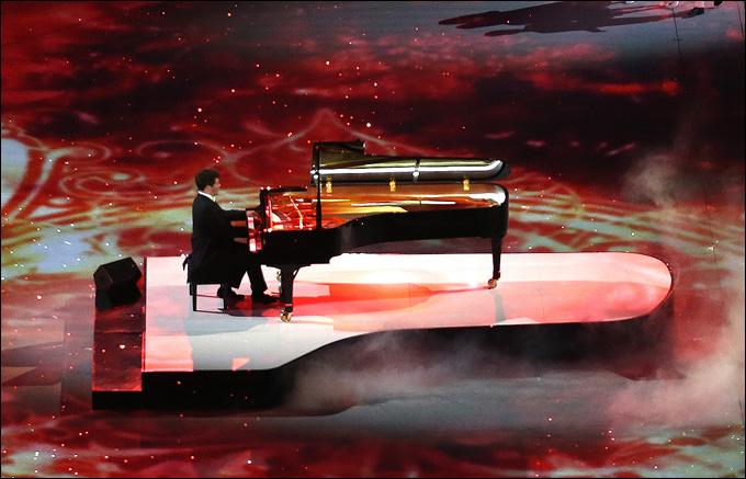 Великолепный и гениальный Денис Мацуев исполняет Рахманинова