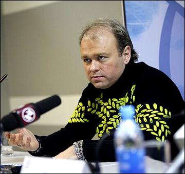 Исполнительный директор МХЛ Алексей Антонов