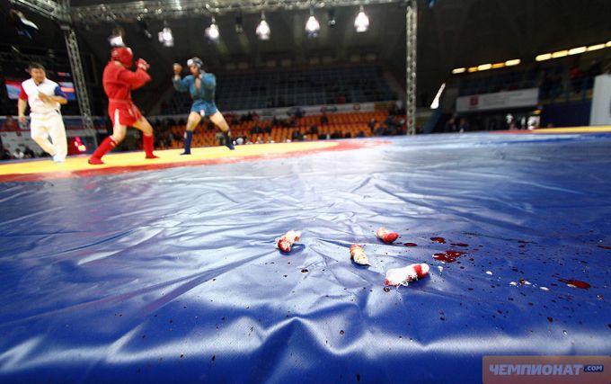 Чемпионат России по боевому самбо 2012