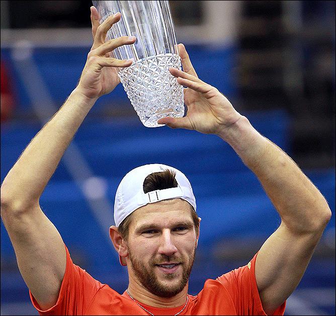 Юрген Мельцер стал первым австрийцем выигравшим турнир серии 500