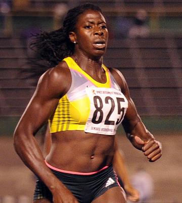 Кристин Охуругу — фаворит в беге на 400 метров