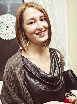 Алина Бородина