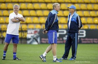 Последний выездной матч в еврокубках с Михайличенко и Балем