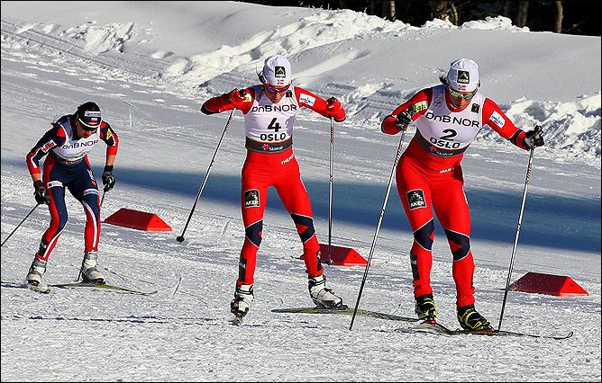 Итоги-2011. Лыжные гонки