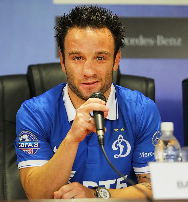 Звёздный новичок «Динамо» – один из лидеров сборной Франции Матьё Вальбуэна