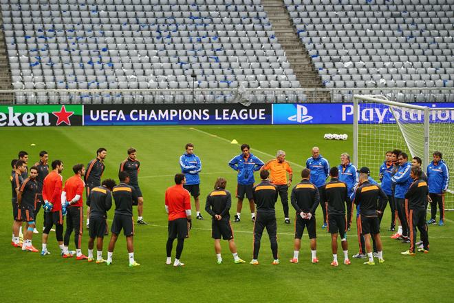 «Реал» перед финалом Лиги чемпионов