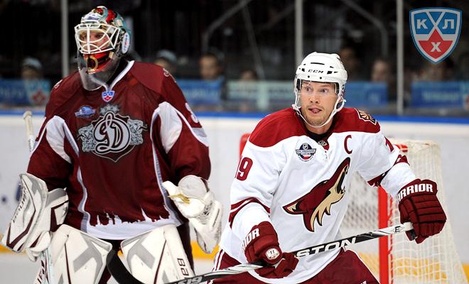 НХЛ и КХЛ: есть, что сравнивать
