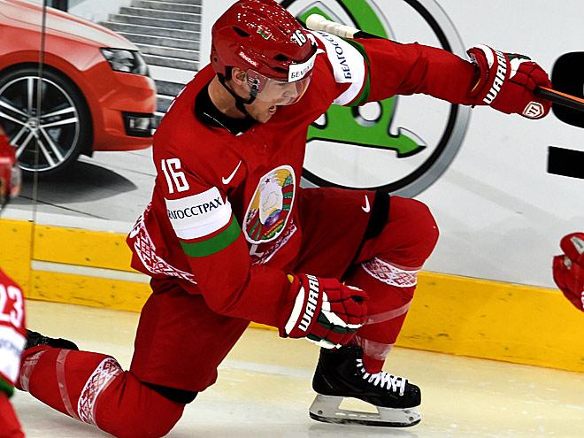 Джефф Плэтт в составе сборной Белоруссии
