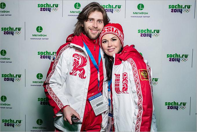 Пётр Чернышёв и Анастасия Заворотнюк