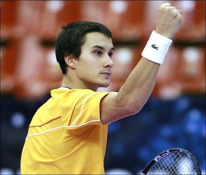 Евгений Донской выиграл второй челленджер в карьере