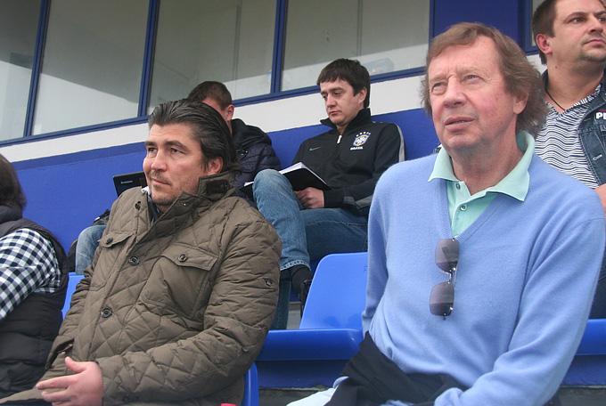 Николай Писарев и Юрий Сёмин