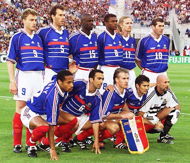ЧМ-1998. Франция — ЮАР
