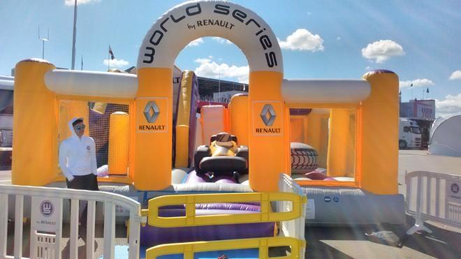 Детская площадка «Рено»