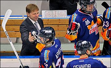 Евгений Корешков и его бывшая команда