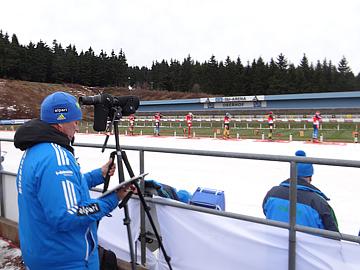 Сергей Коновалов пытается разобраться в промахах наших биатлонистов