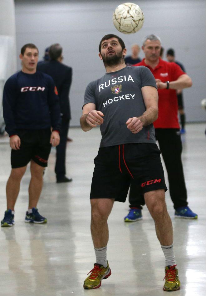 Жонглёр Александр Радулов