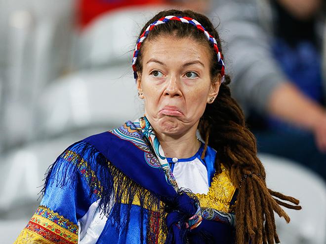 Петиция о расформировании сборной России по футболу