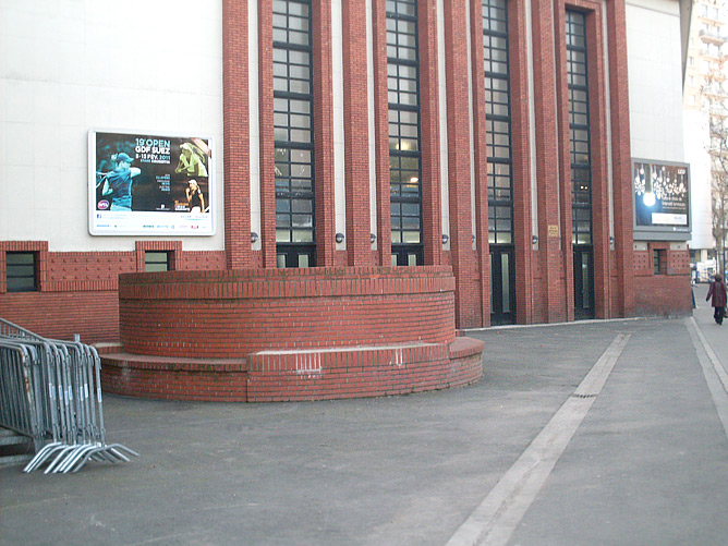 Плакаты с Клийстерс, Резаи и Энен остались в истории