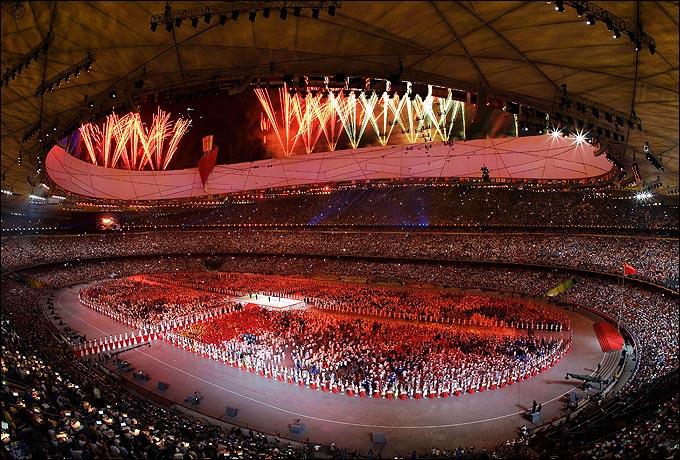 Сумеет ли церемония открытия Олимпиады в Лондоне превзойти пекинскую?
